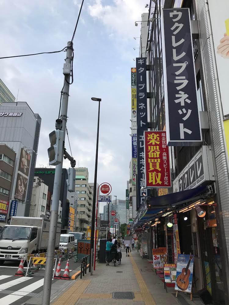 御茶ノ水店までのアクセス3