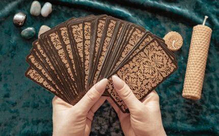 タロットカードで占い2